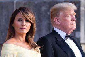 Đệ nhất phu nhân Melania Trump chỉ điểm cho chồng 'kẻ không đáng tin' trong Nhà Trắng