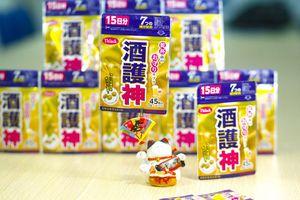 Cẩn trọng với thông tin quảng cáo viên giải rượu Shugoshin