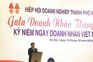 Hà Nội tôn vinh các doanh nhân Thăng Long năm 2018