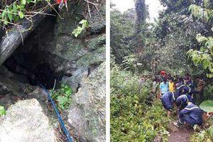 Ba người tử vong do ngạt khí độc trong hang đá giữa rừng