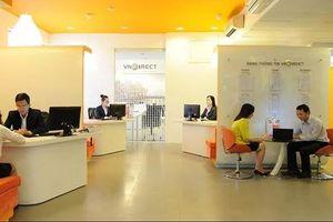 Nhóm nhà đầu tư ngoại không còn là cổ đông lớn của VNDIRECT