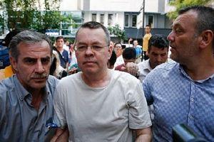 Tòa án Thổ Nhĩ Kỳ ra lệnh thả tự do cho mục sư Andrew Brunson