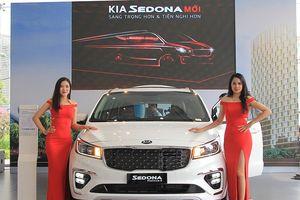 Chi tiết Kia Sedona 2019 giá 1,4 tỷ đồng vừa ra mắt thị trường Việt Nam