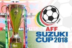 Lịch thi đấu AFF Cup 2018 mới nhất