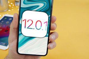 iOS 12.0.1 vừa ra mắt vẫn lỗi iMessage, gửi nhầm đến người tình cũ