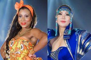 Nhan sắc bị chê bai của các đối thủ Á hậu Phương Nga ở Miss Grand