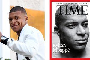 Kylian Mbappe - cậu bé nắm giữ tương lai bóng đá