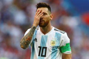 Maradona: 'Messi không đáng làm đội trưởng Argentina'