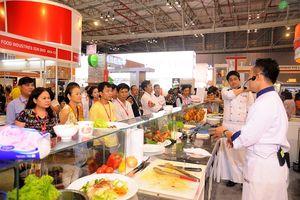 Triển lãm quốc tế về thực phẩm và nhà hàng khách sạn lần đầu tổ chức tại Hà Nội