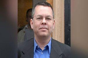 Thổ Nhĩ Kỳ thả mục sư Andrew Brunson, giảm căng thẳng với Mỹ