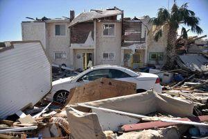 Siêu bão Michael tàn phá Florida, số người chết dự báo tăng mạnh