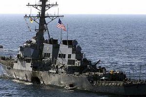 Chuyên gia: Hải quân Mỹ không 'đủ trình' đấu với Nga, Trung Quốc