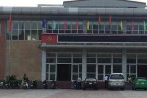 Hà Tĩnh: Đánh nữ nhân viên, giám đốc trung tâm văn hóa bị cách chức