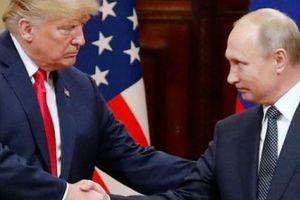 Putin muốn ký thỏa thuận, Trump ngó lơ