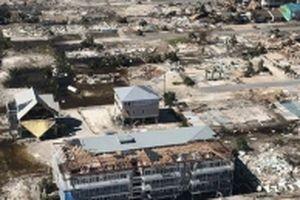 Số người thiệt mạng do bão Michael tăng lên 17 người