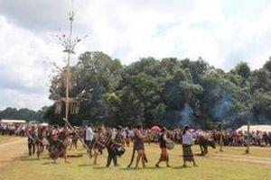 Bình Phước phục dựng lễ kết bạn giữa người Mạ và người M'nông