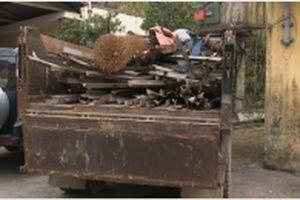Trộm cắp thiết bị trên đường cao tốc Hạ Long - Vân Đồn