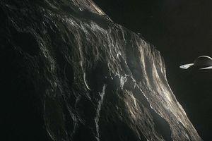 Xác định thiên thể khổng lồ lảng vảng quanh mặt trăng