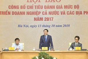 Lần đầu công bố chỉ tiêu đo 'sức khỏe' của doanh nghiệp Việt Nam