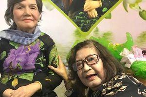 Giỗ đầu danh ca Út Bạch Lan, nghệ sĩ tề tựu tưởng nhớ 'sầu nữ'