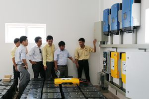 Cần ưu tiên phát triển điện năng lượng mặt trời