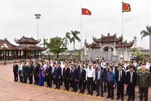 Một nhân cách lớn về ý chí và nghị lực của người chiến sĩ cộng sản kiên trung