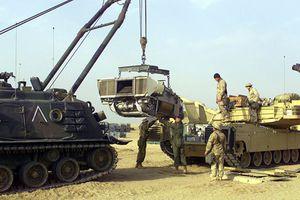 Xe cứu hộ xe tăng lớn nhất thế giới của Mỹ có gì đặc biệt?