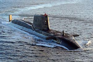 Nga thống trị top 10 tàu ngầm tấn công lợi hại nhất thế giới