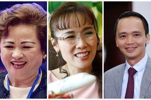 Say mê hàng không, nhiều đại gia Việt 'lao tâm khổ tứ'
