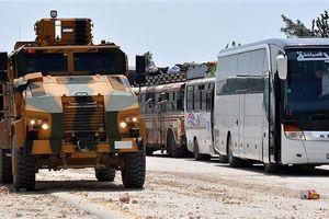 Tổng thống Thổ Nhĩ Kỳ đe dọa một cuộc đột kích mới vào Syria