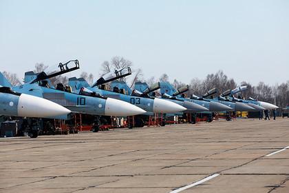 Nga trang bị cho Không quân Nga hơn 60 máy bay chiến đấu Su-35