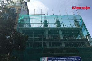 Hoàn Kiếm (Hà Nội): Người dân bức xúc vì Dự án xây khách sạn làm lún, nứt nhà nghiêm trọng