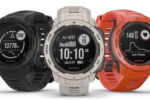 Garmin giới thiệu đồng hồ thông minh pin xài 2 tuần
