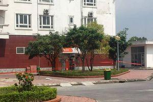 Phát hiện gần 2 kg thuốc nổ gài trong cây ATM tại tòa chung cư ở Quảng Ninh