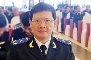 Ông Mai Lương Khôi chính thức đảm nhận cương vị Tổng cục trưởng Tổng cục THADS