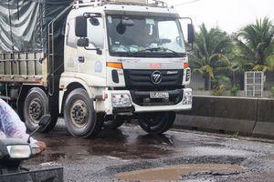 Thủ tướng chỉ đạo kiểm tra chất lượng quốc lộ nghìn tỷ 'như ruộng cày'