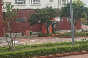 Phong tỏa cây ATM nghi có cài mìn ở Quảng Ninh
