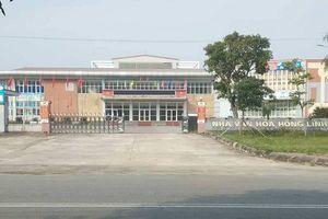 Hà Tĩnh: Cách chức Giám đốc TT Văn Hóa vì đánh nữ nhân viên nhập viện