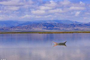 Nhớ mãi không quên hồ nước mặn Chaka- 'tấm gương của bầu trời' ở Trung Quốc