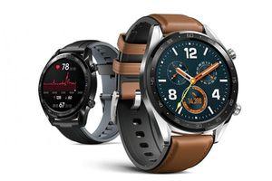 Huawei Watch GT bất ngờ lộ diện trên website của hãng