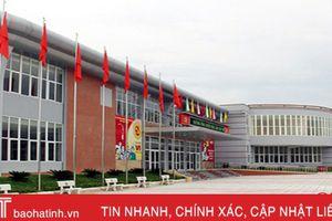 Cách chức Giám đốc Trung tâm VH-TT-TT&DL thị xã Hồng Lĩnh