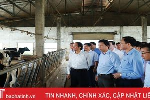 Đức Thọ sẽ khơi dậy được sức dân, huy động nguồn lực xây dựng huyện đạt chuẩn NTM