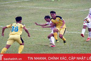 Thua Nam Định trên chấm 11m, Hà Nội B lỡ hẹn với V.League