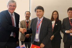 Việt Nam và Úc tăng cường hợp tác hạt nhân