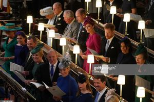 Thời trang chuẩn mực trong đám cưới Hoàng gia Anh