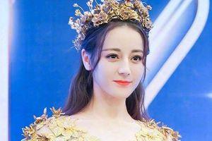 Địch Lệ Nhiệt Ba đẹp xuất sắc, chiếm top tìm kiếm khi hóa thân thành 'Nữ thần Kim Ưng'