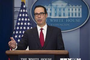 Bộ trưởng Mnuchin: Căng thẳng Mỹ-Trung không đe dọa kinh tế toàn cầu