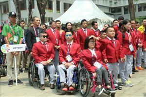 Asian Para Games 2018: Đoàn Việt Nam vượt thành tích chỉ tiêu