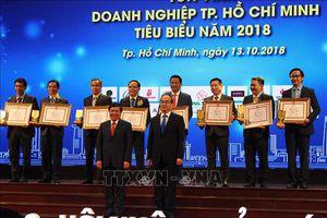 TP Hồ Chí Minh tôn vinh doanh nghiệp và doanh nhân tiêu biểu