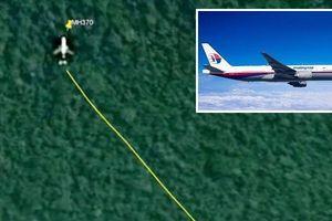 Nghi vấn đuôi của máy bay MH370 trong rừng Campuchia